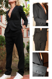 tailleur-yves-saint-laurent-occasion