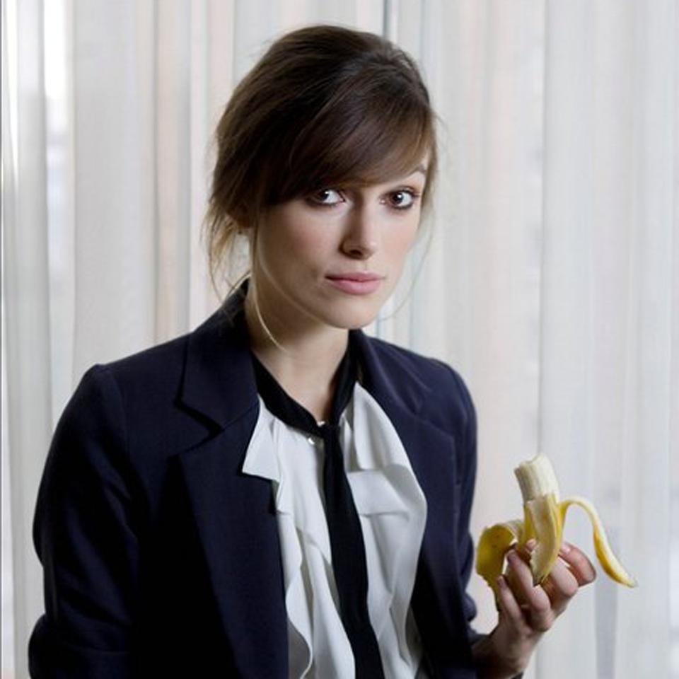 Keira-Knightley-banane